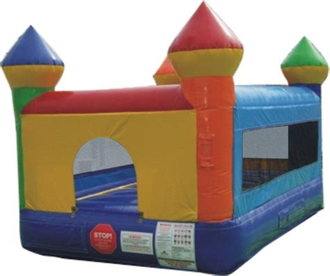 indoor bouncy house bounce house castles party rentals