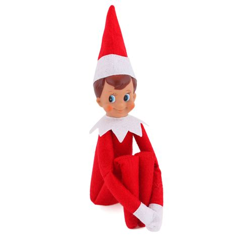 elf on shelf boy elf on the shelf plush dolls boy figure christmas