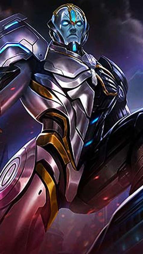 gord legendary skin conqueror mobile legends mobile