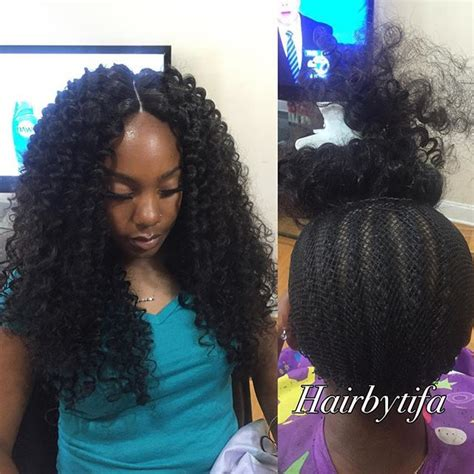 instagram sew in hair styles instagram post by latifa hairbytifa lace closure
