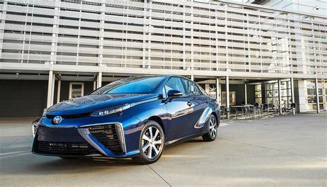 Toyota Mirai Price Pricing For Toyota Mirai Hydrogen Fuel Cell Car