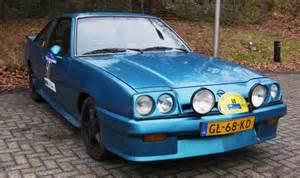1980 Opel Manta Classic And Vintage Cars 1980 Opel Manta