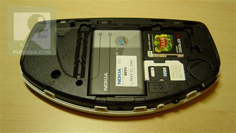 Memory Card N Gage on n gage nokia n gage shop unit quickly reviewed impressions inside