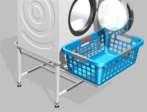 Waschmaschine Mit Trockner In Einem 1605 by Waschmaschinensockel Trocknersockel 40cm Hoch Verst 228 Rkt