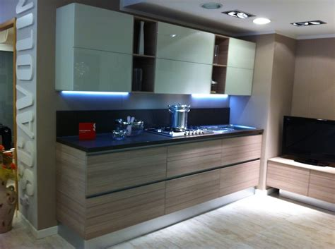 Cucina Liberamente - scavolini cucina liberamente moderna laminato materico