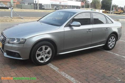Buy Used Audi A4 by 2010 Audi A4 Ex Used Car For Sale In South Africa