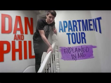 A Tour Of Dan And Phil S Apartment Rip Youtube