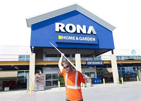 rona closing four gta stores toronto