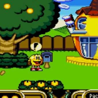 pac man 2 the new adventures play game online