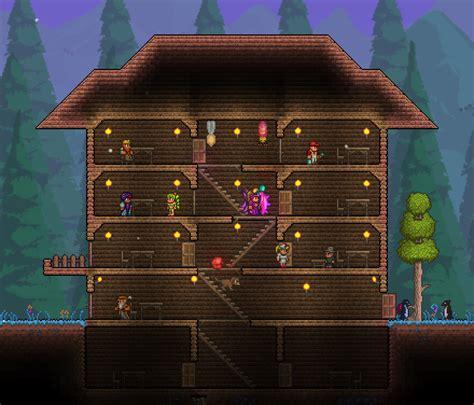 house layout terraria npc houses terraria