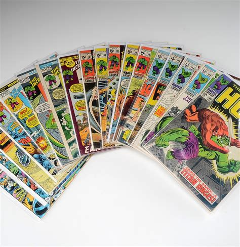 Collection Book Incredibles collection of vintage quot the quot comic books ebth