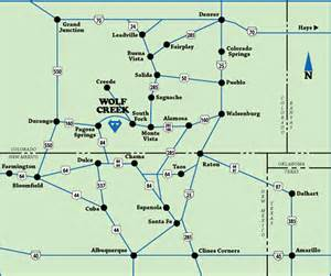map colorado ski areas area maps wolf creek ski area coloradowolf creek ski