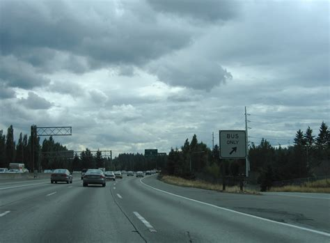 Interstate 5 South - King County North - AARoads - Washington I 5 Exit 71 In Washington State
