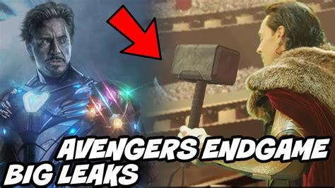 iron man thor white suit avengers endgame