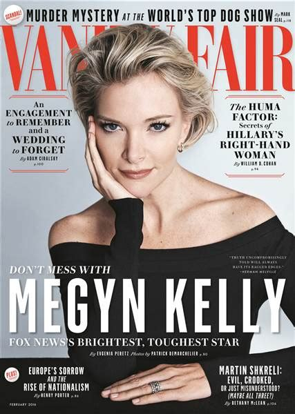 Vanity Fair Questions Megyn Questions If Offers Healthy