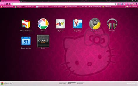download themes hello kitty for laptop laptop themes scoop it