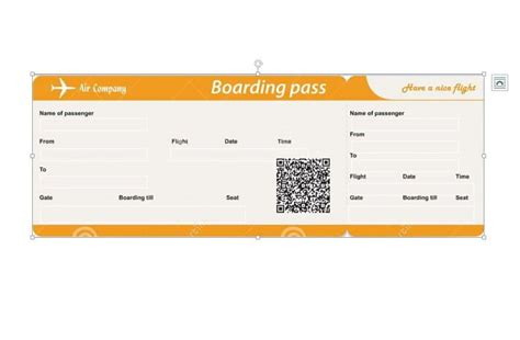 boarding card templates 16 real boarding pass templates 100 free