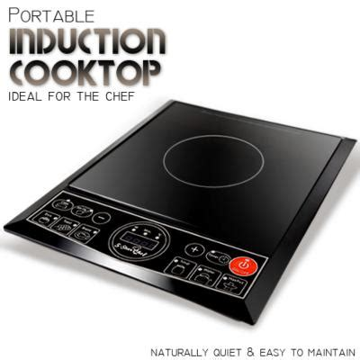 cooktop induction reviews 5 chef portable induction cooktop reviews
