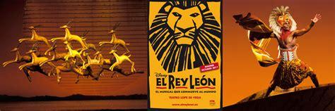 imagenes musical rey leon musical el rey leon madrid cosa de mujeres