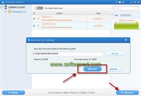 restore deleted texts android recover deleted draft messages on android phones