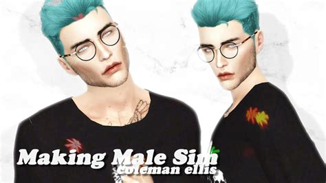 sims 4 male cc the sims 4 making male sim 4 alternative style