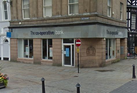 co cooperative bank co operative bank to shrewsbury branch in june