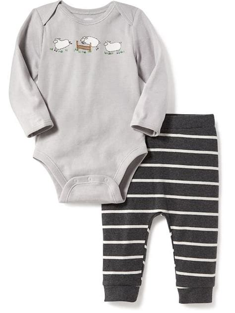gap patterned leggings 2 piece graphic bodysuit and patterned leggings set for