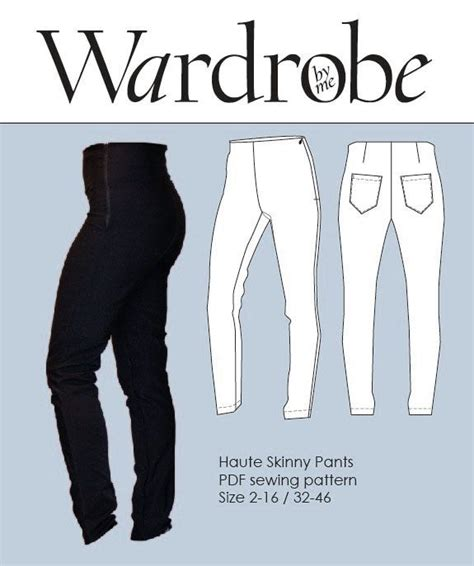 pattern of jeans top sewing patterns pants pdf sewing pattern for women fitted