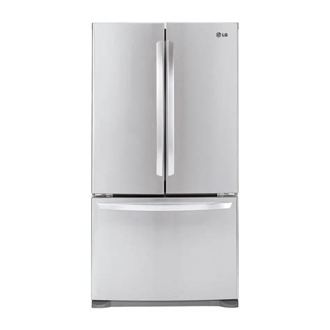 Lg Counter Depth Door Refrigerator by Lg Lfc21776st Energy 20 9 Cu Ft Counter Depth