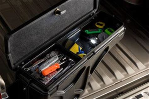 swing away truck tool box tap auto parts undercover swingcase ford f150 forum