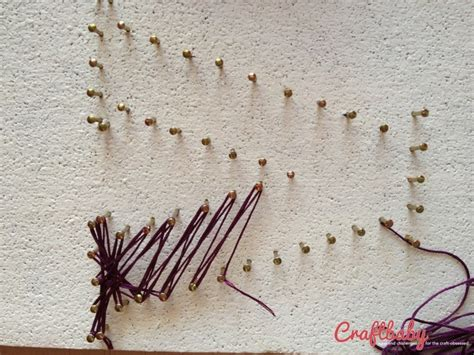 String Cork Board - string with cork board diy string