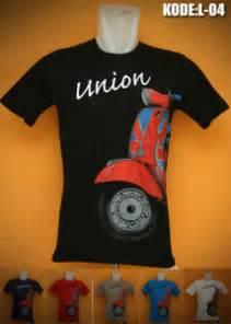 Kaos Vespa Rider kaos vespa blueocean clothing