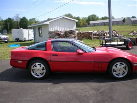 how it works cars 1988 chevrolet corvette user handbook purchase used 1988 chevrolet corvette in angola indiana united states for us 10 900 00