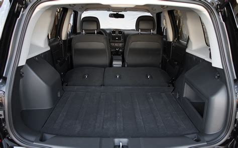Jeep Cargo Space Jeep Unlimited Cargo Space Autos Post