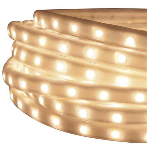 Lu Led O6 Lu Led Selang Rope Light Lu Dekorasi 10m Putih commercial electric 13 2 ft led ribbon light 0009 0001 the home depot