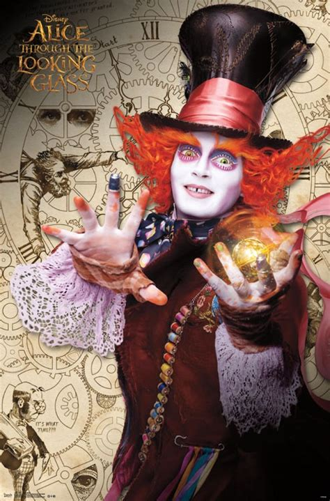 film animasi mad hatter alice through the looking glass mad hatter