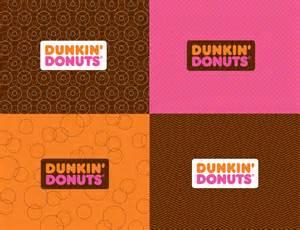 dunkin donuts colors dunkin donuts logo