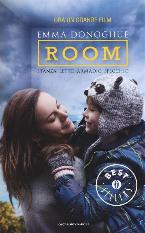 libro a room with a libro room stanza letto armadio specchio di emma donoghue