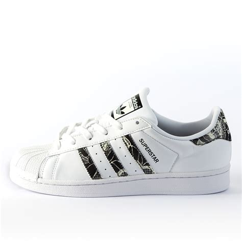 black and white patterned adidas trainers adidas originals superstar floral running white core