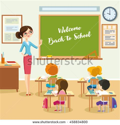 10 Lessons From The Classroom Of by School Lesson Students Listen Classroom Stock