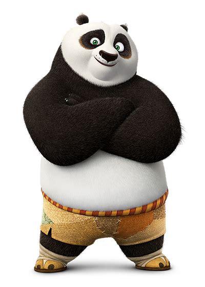 Kaos 3d Kungfu Panda White kung fu panda png