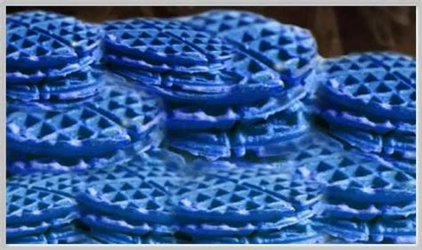blue colored waffles blue waffle disease is it an std or an infection in