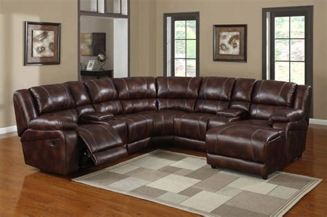 sectional recliner sofa with cup holders sectional