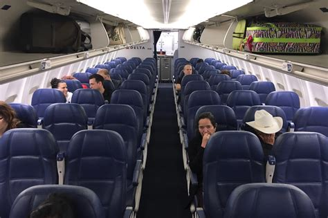 delta economy comfort baggage allowance flight review delta 737 800 basic economy boston to la