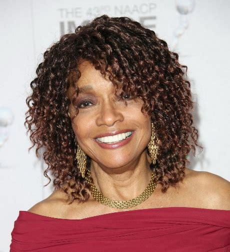 dark hair on women over 50 short hair styles for black women over 50