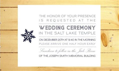 lds wedding temple invitation wording lds wedding invitation wording temple sealing mini bridal