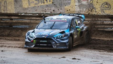 Ford Focus Rs Rx For Sale by 2016 Ford Focus Rs Rx By Hoonigan Racing Car Review