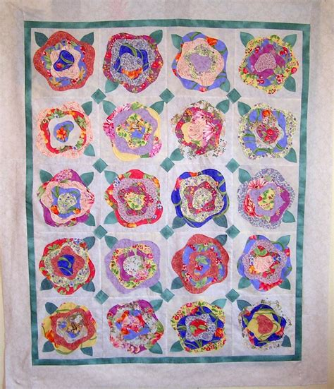 Roses Quilt Pattern by 91 Best Quilts Images On
