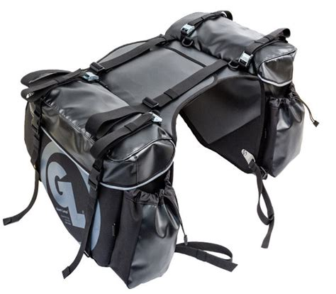Siskiyou Panniers waterproof soft luggage for motorcycles