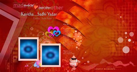 Hindu Wedding Album Design Psd Files Free by Indian Wedding Album Design Psd Templates File Free